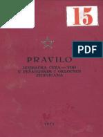 pravilo izvidjacka ceta - vod u pesadijskim i oklopnim jedinicama.pdf