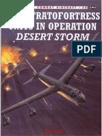 OSPREY B-52 Stratofortress Units in Operation Desert Storm