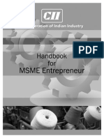 11287.Handbook for MSME Entrepreneur