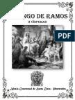 Vísperas Domingo de Ramos