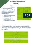 Formulario de Calculo Integral