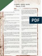 Dwarfs FAQ 2008-02