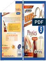 Cover Hands on Physics F5_Teacher's Edition