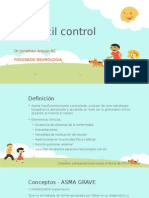 Asma Dificil Control