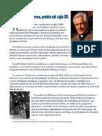 Rafael Garcia Herreros Profeta Siglo XX Para Acad Historia Ecl