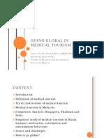 Going Global Medical Tourism