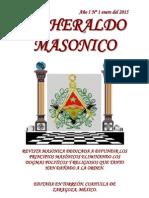 El Heraldo Masonico Nº 1