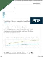 Estadísticas_ Números mundiales de telefonía móvil, 3G y LTE _ Telesemana.pdf