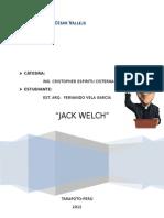 Jack Welch Monografia