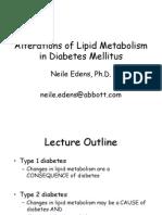 Lipid Metab in Diabetes Mellitus lecture 04.ppt