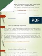 El Proyecto de Reforma Laboral Contribución a Un Debate Informado. Febrero 2015 Mefn.