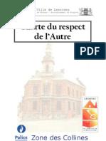Charte Du Respect