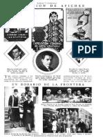 Caras y Caretas (Buenos Aires) 1506 - 13-8-1927 - Pág. 88 (Lino Palacio)