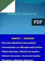 DIABETES MELLITUS TX y Complicaciones
