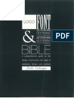 Logo Font and Lettering Bible
