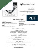 night menu 03.27.15