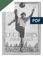 Lectures Pour Tous - Février 1917