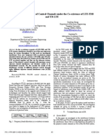 Interference Co-existence of LTE-FDD and TD-LTE