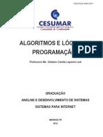 Algoritmo e Logica de Progr. I_UNICESUMAR