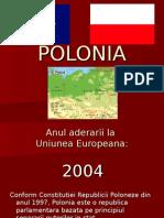 Polonia Prezentare Power Point