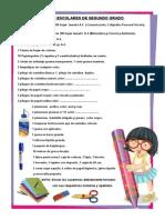 LISTA DE UTILES ESCOLARES DE SEGUNDO GRADO.docx