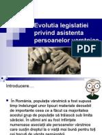 legislatie varstnici