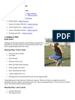 8 Training Exercises for the 40yd Dash