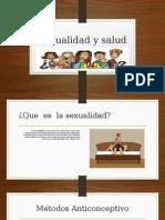 Sexualidad y Salud Diapositivas