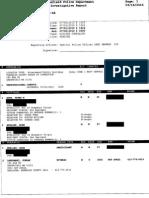 Sgt. Todd M. Dodge internal affairs file