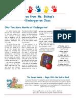 bishop newsletter, march 30