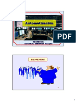 Automatización Presentacion 2014 a Alumnos