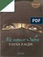 Fadia Faqir - Ma Numesc Salma v1