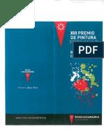 XIII PINTURA
