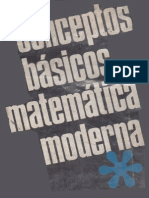 Conceptos Basicos Matematica Moderna
