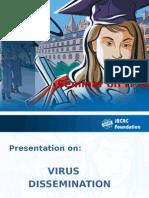 it act ppt on virus dissemination