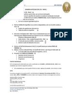 Examen c3d Nivel i