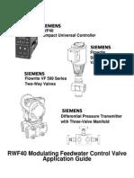 Feedwater Rw f 40