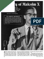 The Mystery of Malcolm X  (Massaquoi)