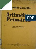 ZANELLO Hipérides Aritmetica Primaria 1941