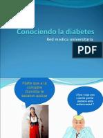 3-Conociendo La Diabetes