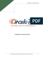 Contabilidad y Estados Financieros Tec de Monterrey