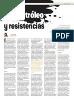 Petróleo y Resistencias