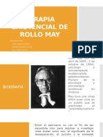 Terapia Existencial de Rollo May