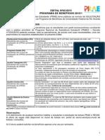 Programa Beneficios 20151