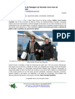 Going Across the Nothwest Passage to Raise Public Awareness (Portuguese)