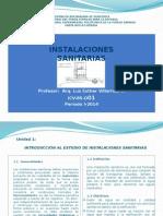 Clase Instalaciones Sanitarias (1)