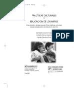 Prácticas Culturales y Educación de Los Niños