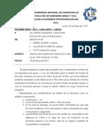 Informe de Estructuras i