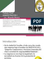 Teorías de Administración