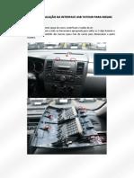 Manual Instalação Interface USB Yatour Nissan Rev03